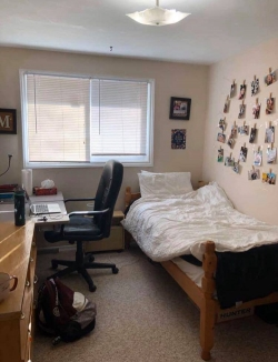Townhouse Bedroom for Sublet $510!